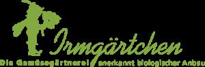 Logo Irmgärtchen Bio Gemüse Gärtnerei aus Frasdorf